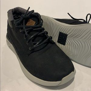 NWT Reef Rover Low Mens Black Canvas Sneakers